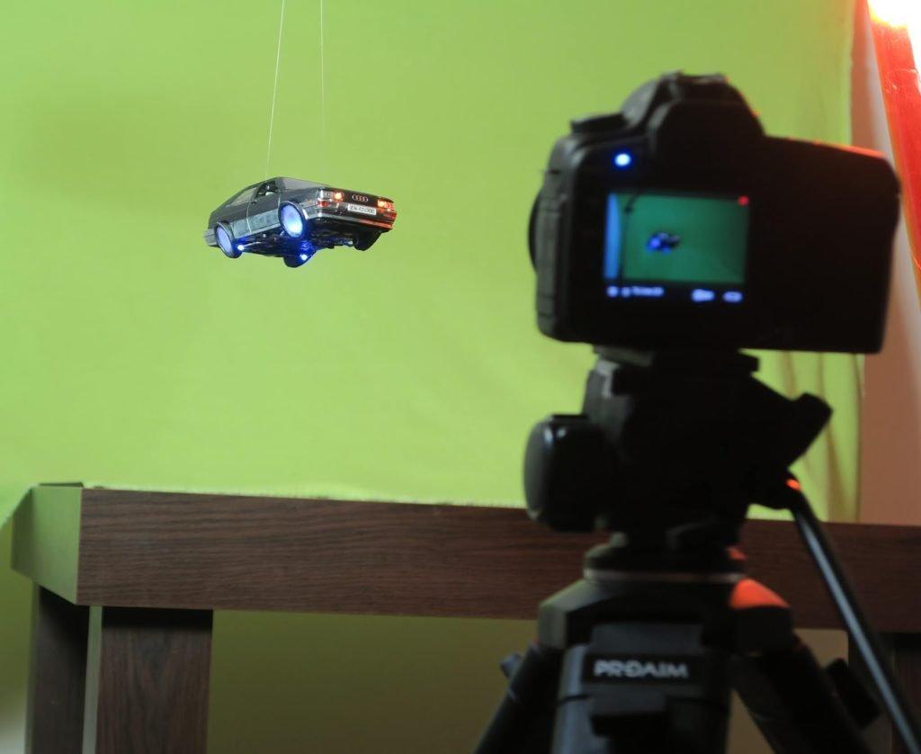 3d printing- camera film tricks
