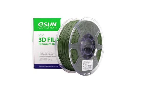 ESun 3D Printer Filament Olive Green